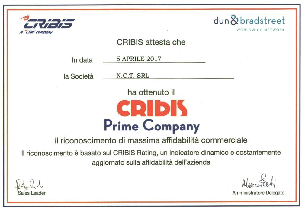 NCT-CRIBIS